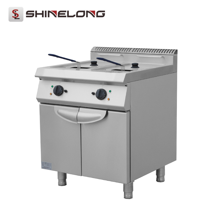 High Quality Good Prices Electric Fryer Machine Hot Sale Industrial Kitchen Equipment Used With CE
