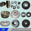 ductile iron cast steel coated sand casting gear for engineering machinery parts ODM part gears