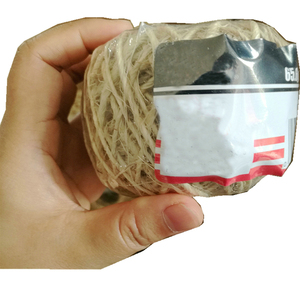 Hot sale Sisal twine/sisal twine ball with shrinkable film in China