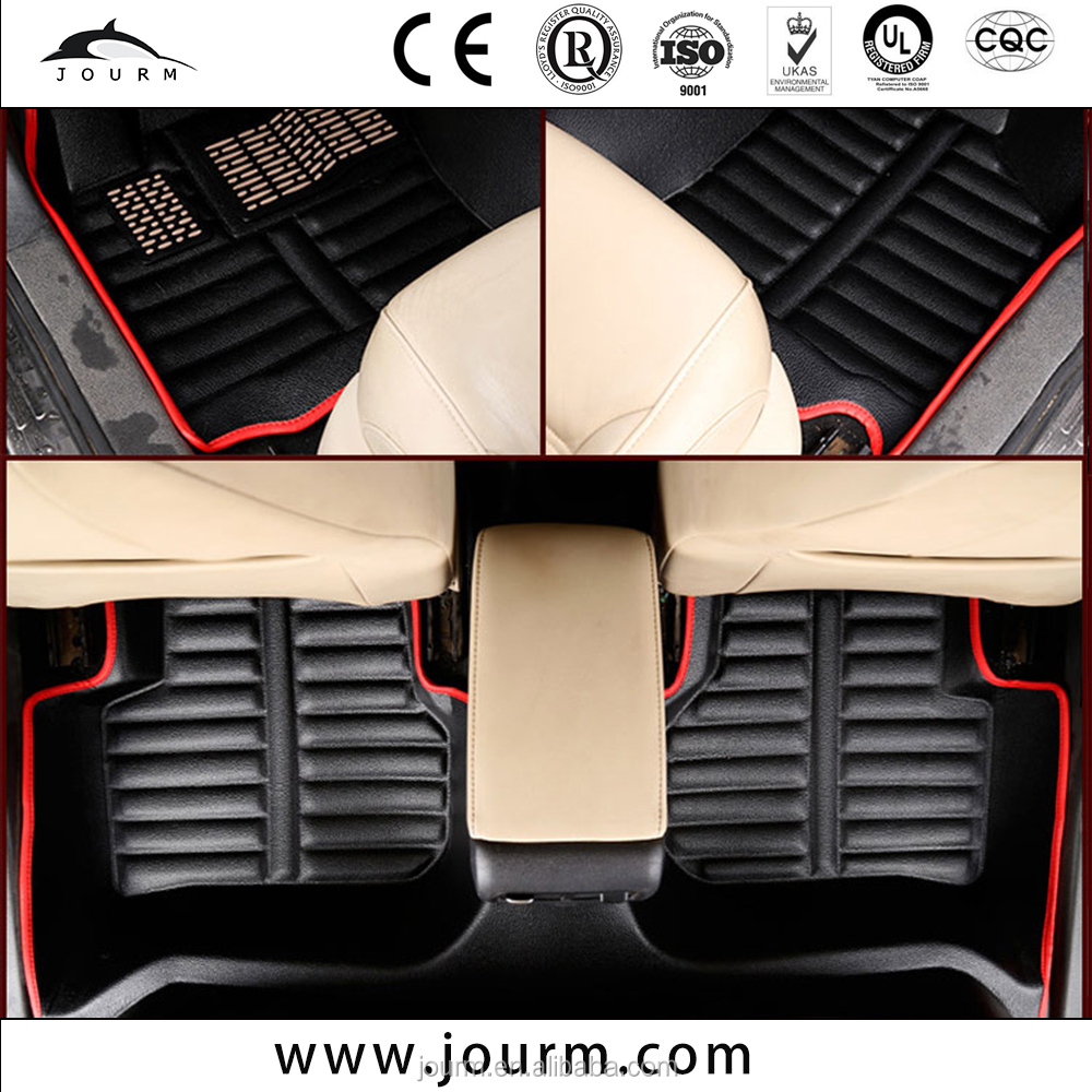 popular high quality balck toyota hilux pickup diesel single cab car mats