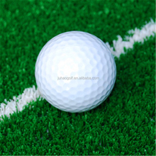 Shenzhen manufacturers custom made high quality 2 layer 3 layer 4 layer white golf ball