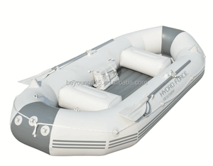 Bestway Hydro-Force Marine Pro Inflatable Drifting Fish Boat with pump,oars