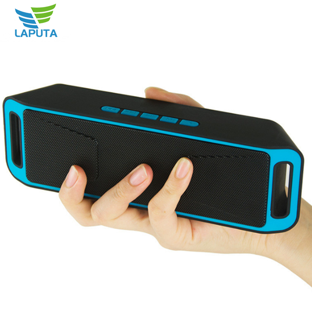 2017 Portable portable wireless stereo speaker music fighter wireless speaker for wholesales