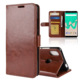 R64 PU Stand Card Holder Wallet Flip Leather Case For Wiko View Max