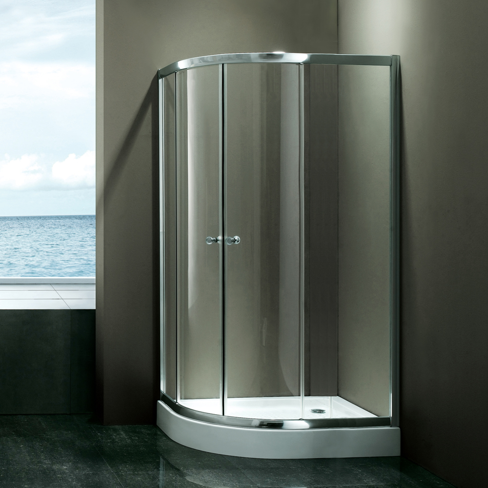 Sliding Glass Shower Stall
