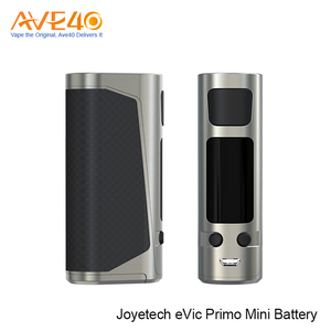 Quick Charge E-Cigarette Joyetech eVic Primo Mini Battery Kit With Dual Circuit Protection