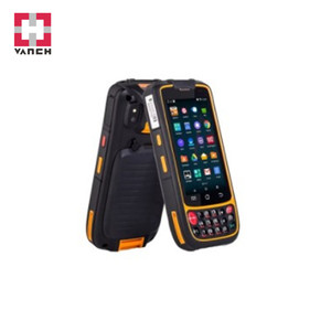 Handheld NFC Reader Barcode Scanner for Tyre tracking