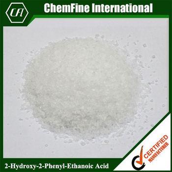 611-72-3] Dl-2-hydroxy-2-phenylacetic Acid