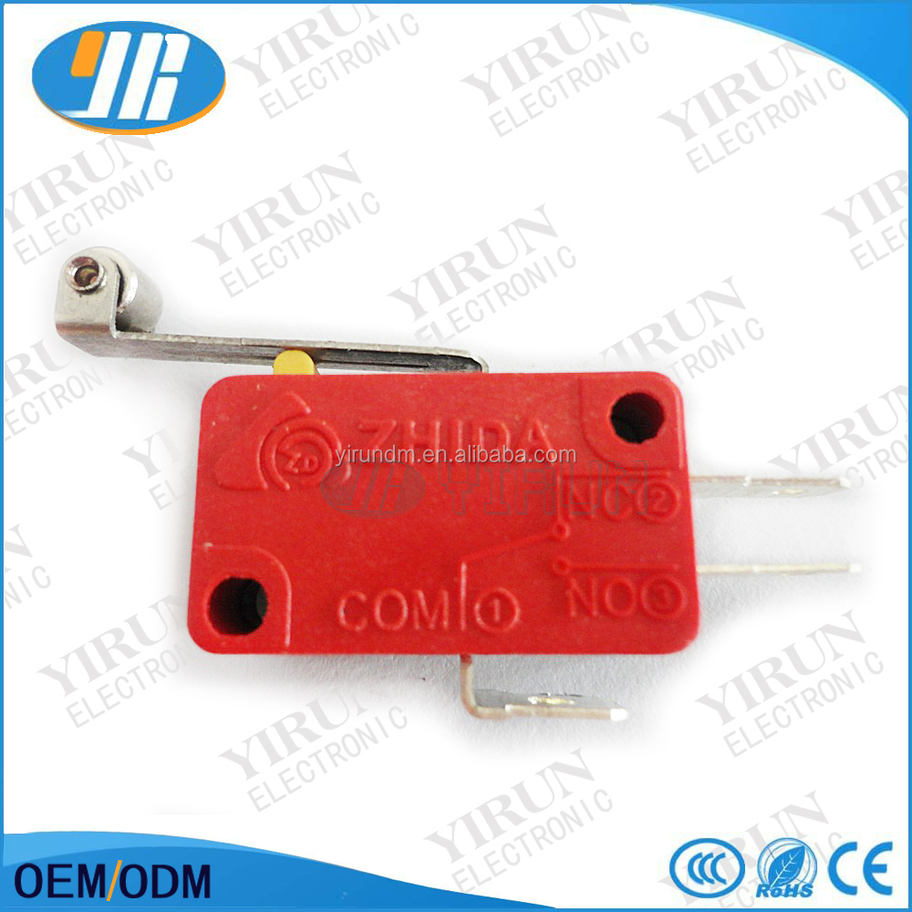 Microswitch zippy Micro switch high quality buttton microswitch different color you can choice