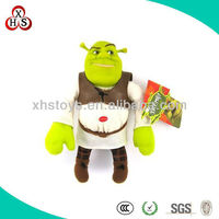 Custom Plush toy Shrek&Cartoon Shrek&Soft Shrek Toy