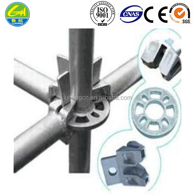 Ringlock Cuplock Scaffolding and Formwork Accessory/Steel Shoring Prop Adjustable props scaffolding