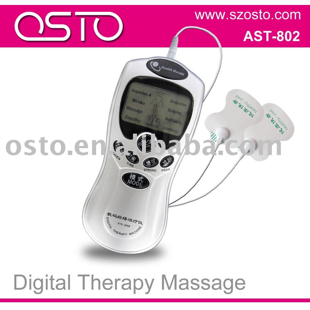 Digital Therapy Machine With Pads
