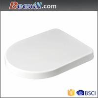 Duroplastic toilet seat soft close toilet seat sanitary ware chrome toilet seat hinge