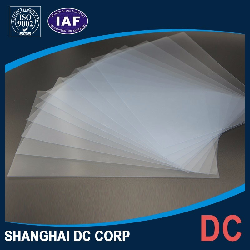 China Leader Factory Flexible Cheap Transparent PVC Sheet