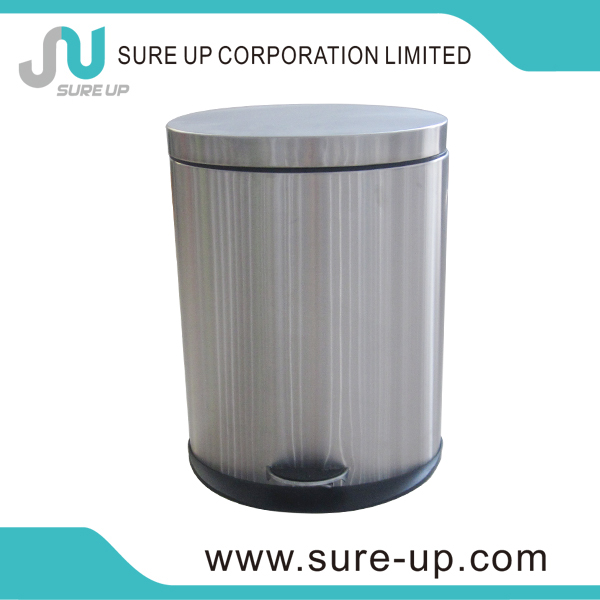 2014 pull out waste bin rubbish bin in kitchen dustbin(DSUD)