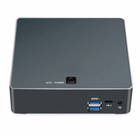 Intel Core i7-8550U barebone system window 10 64 bit mini pc DDR4 2400 Nvme SSD Mini computer