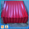 Aluminium Zinc (Aluzinc) Surface Treatment corrugated color roofing sheet