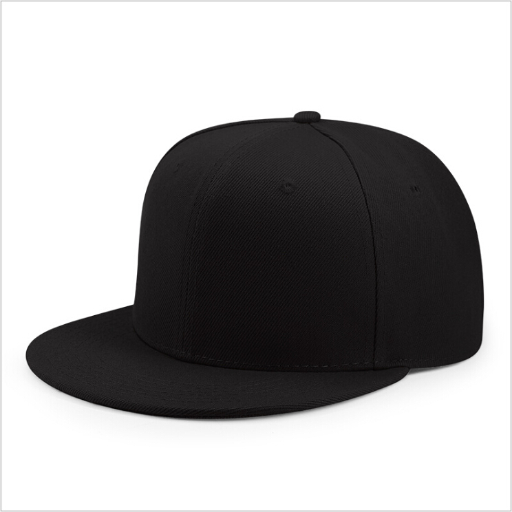 Wholesale cheap blank <strong>custom</strong> flat to flip brim snapback cap