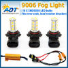 LED fog light 9006 smd led bulb, 9006 18smd 5050
