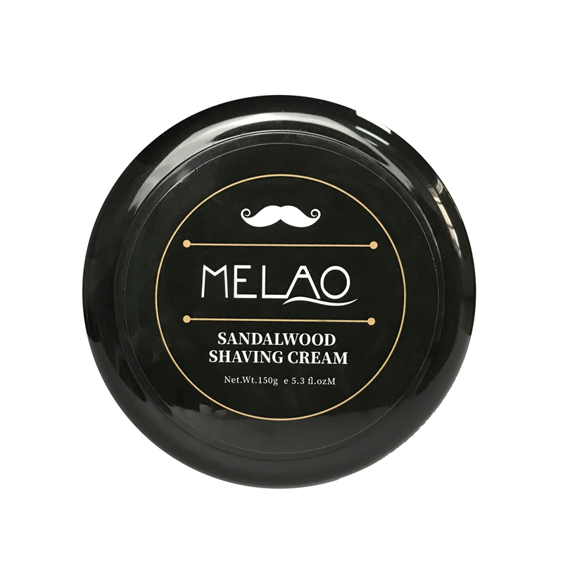 OEM Private Label 100% Natural Sandalwood Scent 150g Beard Removal Shaving Cream Women