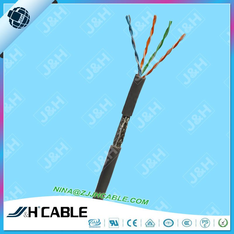 Professional Manufacturer UTP FTP STP SFTP Cat 5e Lan Cable Cat5e Lan Cable Communication