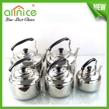 3.0L/4.0L/5.0L stainless steel tea kettle/stainless steel water jug/best stainless steel whistling kettle