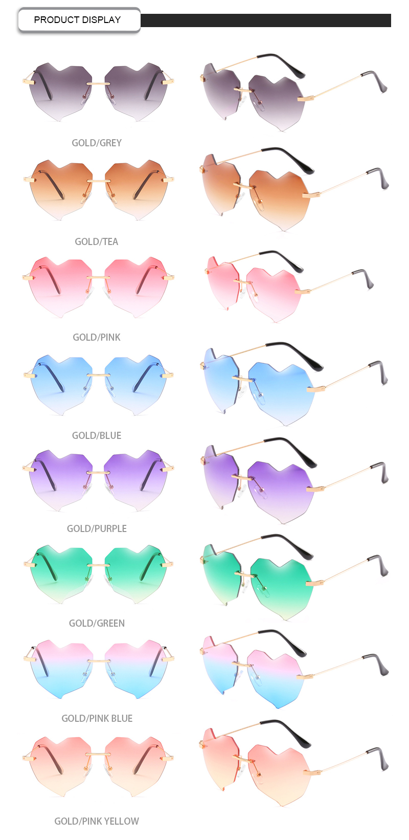 Top glares sunglasses factory for women-11