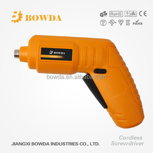 3.6V Lithium power mini Electric Cordless screwdriver