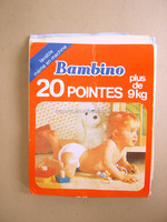 the national patent Stock Bambino diapers