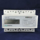 LOGOS Three Phase DIN Rail digital kilowatt hour meter/KWH METER 5/30A 10/60A 20/100A CT/5A
