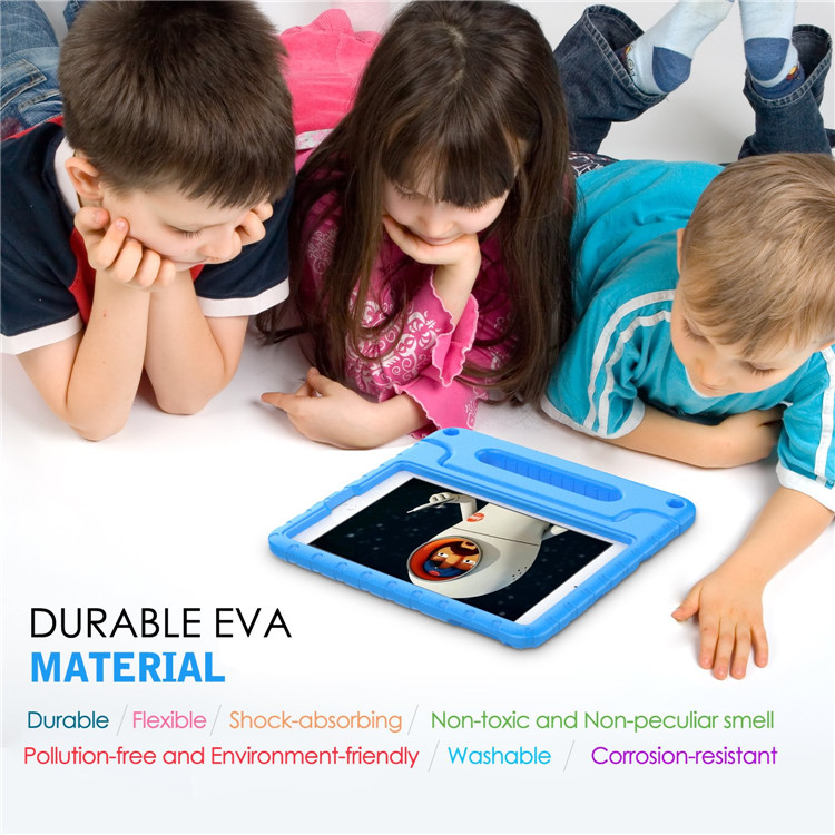 Kids Tablet Case Shockproof Lightweight  EVA Cover with Convertible Handle for iPad 9.7 6th/5th 2018 2017 for iPad Air/Air 2