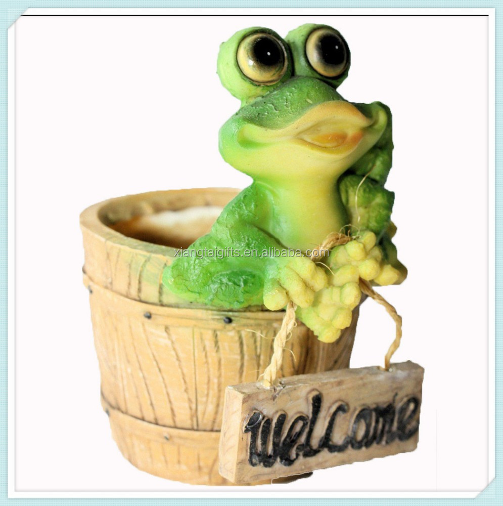 Frog Flower Pot, Frog Flower Pot Suppliers and Manufacturers at ...