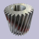 left hand cylinder helical gear for machine tool