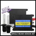 S15 Bright 55 W HID Ballast Xenon Kit with H13 H1 H3 H4 H7 H8 H9