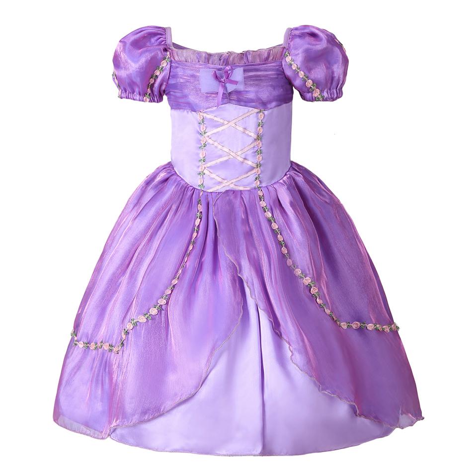 Venta al por mayor vestido princesa sofia-Compre online los mejores ...