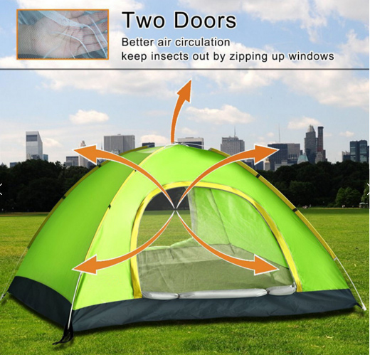 OEM Hot sale custom logo portable waterproof outdoor camping <strong>tent</strong> for sale
