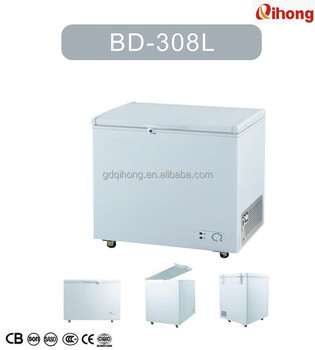 Bd-308l 308l Folding Door Restaurant Deep Freezer Refrigerator Freezer  Electrical Appliances With Ce Cb Saso Eer Soncap - Buy Folding Door ...