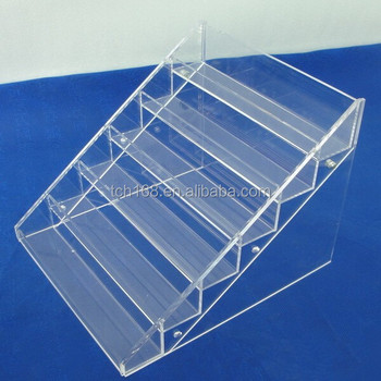 clear acrylic stair step display stand  sc 1 st  Alibaba & Clear Acrylic Stair Step Display Stand - Buy Clear Acrylic Plate ...