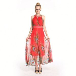 Competitive Price Hot Quality Specialized Batik Long Dress