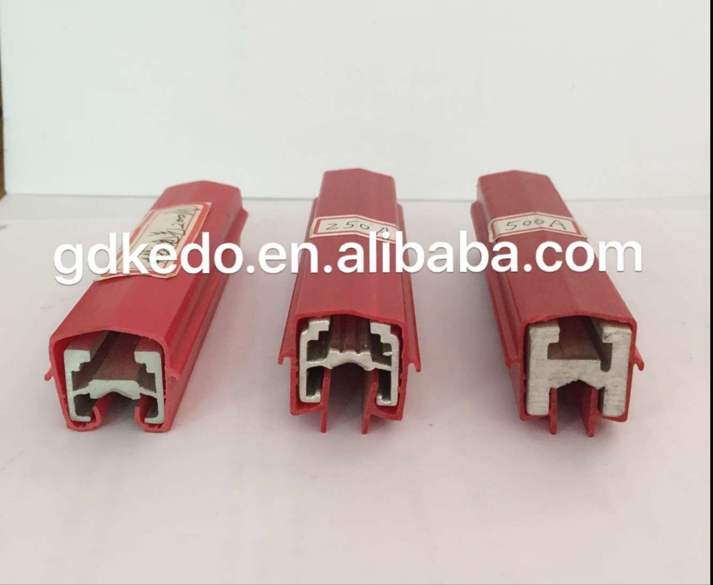 Single Bus Bar,Aluminium And Copper Insulated Conductor Busbar - Buy ...
