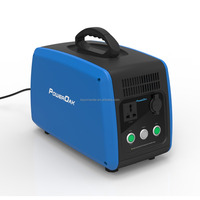 PowerOak 700Wh PS10B500va/ 500w portable solar power generator with portable electric power supply