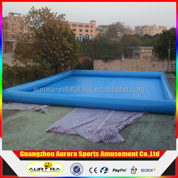 HI CE outdoor swimming pool for kids adult sport game