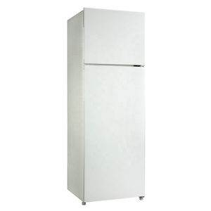 Mobile 210L vertical refrigerator and freezer home