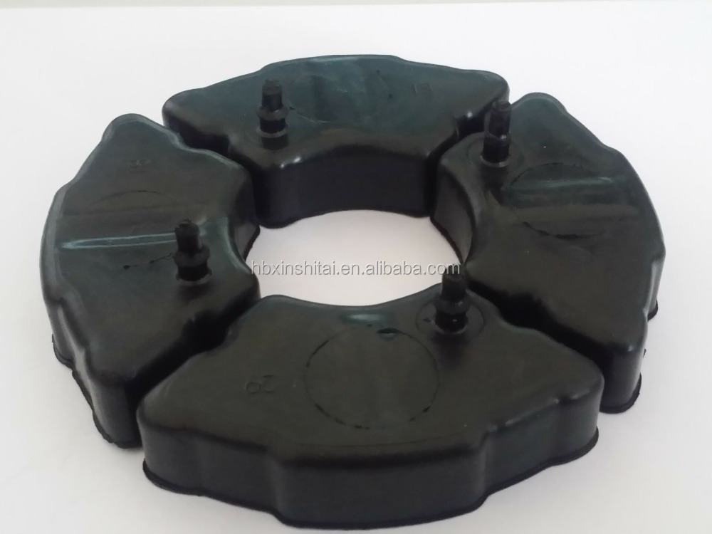 Motorcycle Rubber Damper Set for Boxer 100S/CT100/Discover 100/Platina 125/Pulsar 180/Pulsar 200