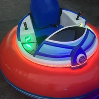 Amusement Park Indoor Electric Adults Spin Zone Bumper Car On Ice