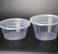 Wholesale Disposable Plastic Container Food Packaging