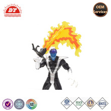 Hot selling nightcrawler action figure toy biz with Light Up weapon