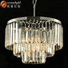 New Product LED Hanging Light Crystal Pendant Lighting Fixtures Chandeliers OXD1003-800