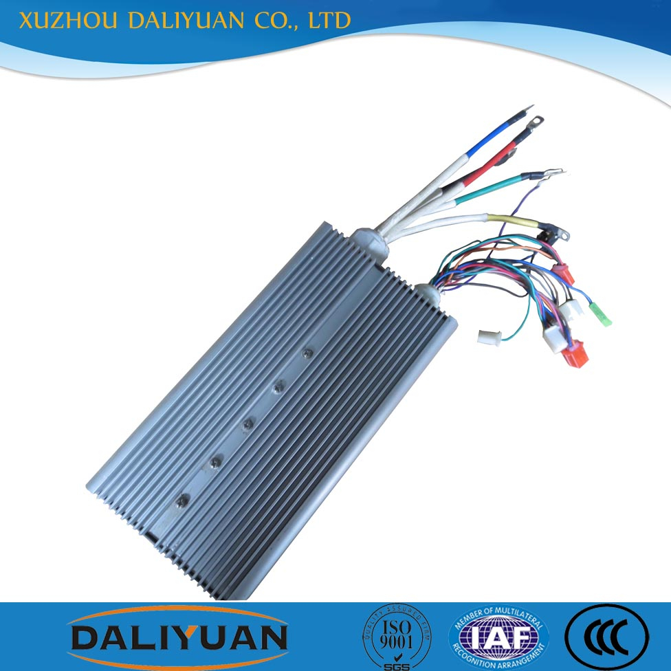 temperature controller 96v dc motor controller for tricycle