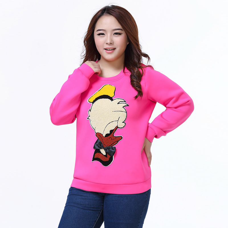 24e0122d3c5 Get Quotations · XL-4XL Harajuku Sudaderas mujer 2015 Casual Autumn  Printing 3d Cartoon design Women Hoodies Sweatshirts